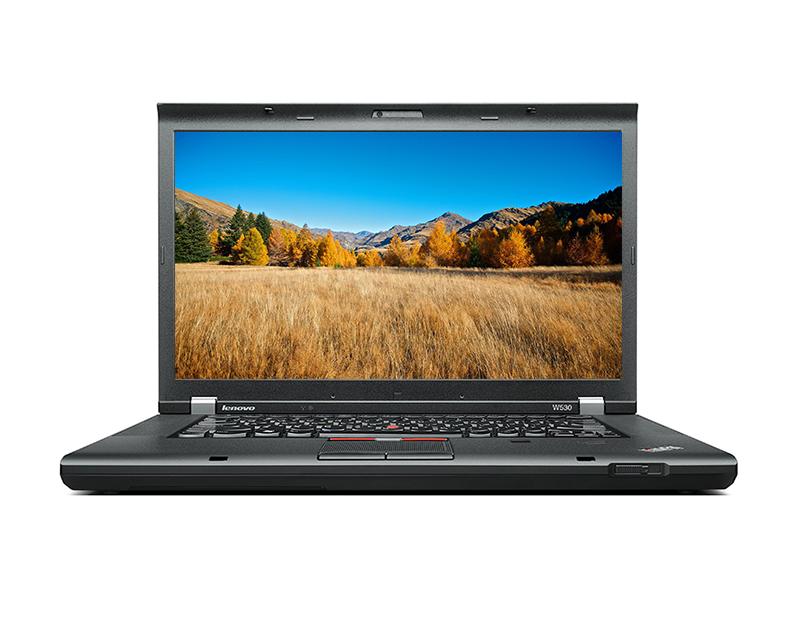 Thinkpad W520 平面设计/视频制作适用 高端商务图形工作站