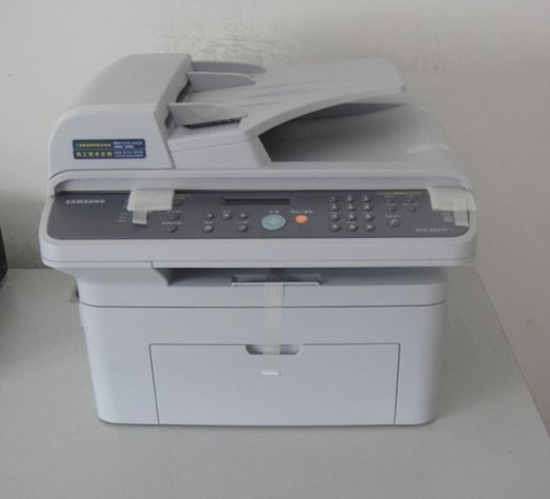 三星 SCX-4521F 黑白激光 打印/复印/扫描/传真 打印一体机
