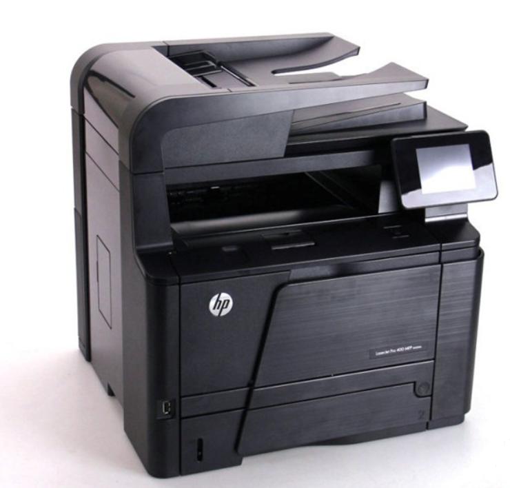惠普 LaserJet Pro MFP M425dw 黑白激光打印/复印/扫描/传真 打印一体机