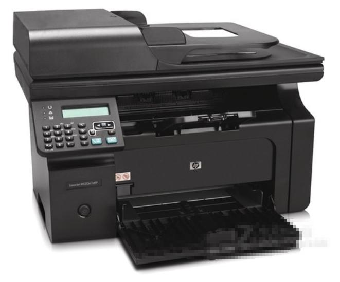 惠普 LaserJet M1212MFP 黑白激光 打印/复印/扫描 打印一体机