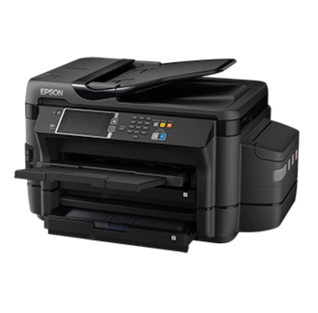 爱普生L1455 彩色喷墨打印/复印/扫描/传真 复合机