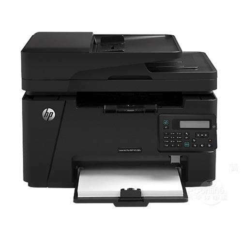 惠普 LaserJet Pro MFP M127fw 黑白激光 打印/复印/扫描/传真 打印一体机