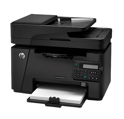 惠普 LaserJet Pro MFP M127fn  黑白激光 打印/复印/扫描/传真 打印一体机