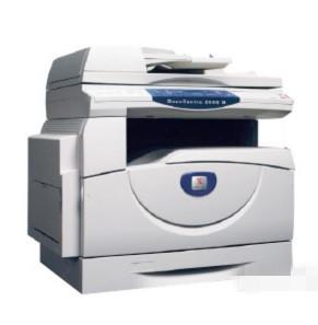 施乐DocuCentre 2000N2 黑白激光 打印/复印/扫描 复合机