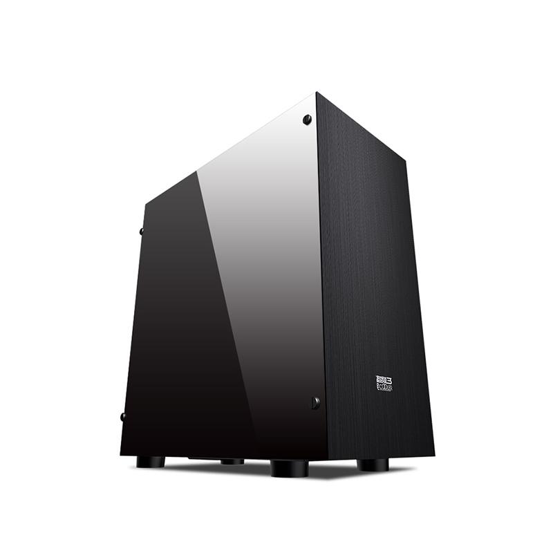 i5/8G  CAD画图制作/财务办公适用 台式组装机 单主机