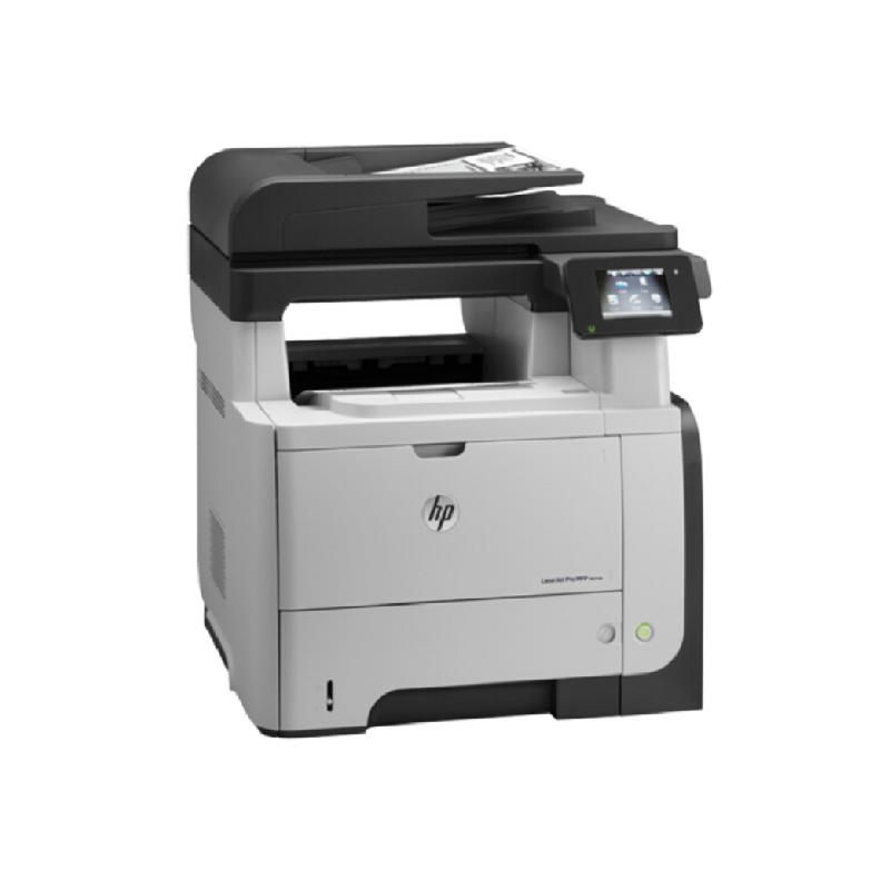 惠普LaserJet Pro MFP M521dn 黑白激光打印/复印/扫描/传真 打印一体机