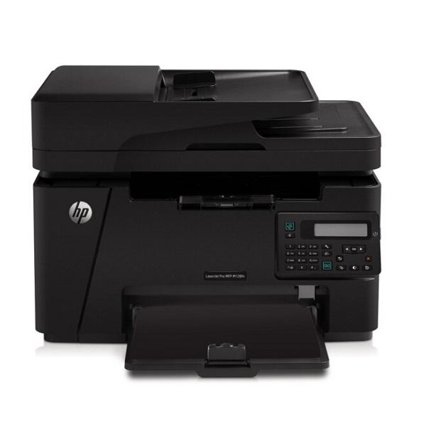 惠普(HP)128fn黑白激光打印机 多功能打印一体机 打印复印扫描传真