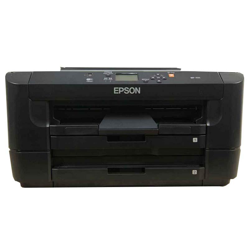 爱普生WF-7111 彩色喷墨 打印机