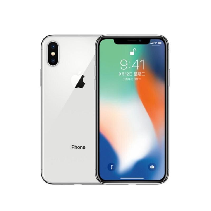 苹果 iPhoneX 5.8英寸手机 银色
