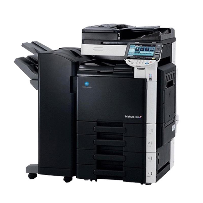 柯美 C360 A3 A4幅面彩色黑白打印机 复合机