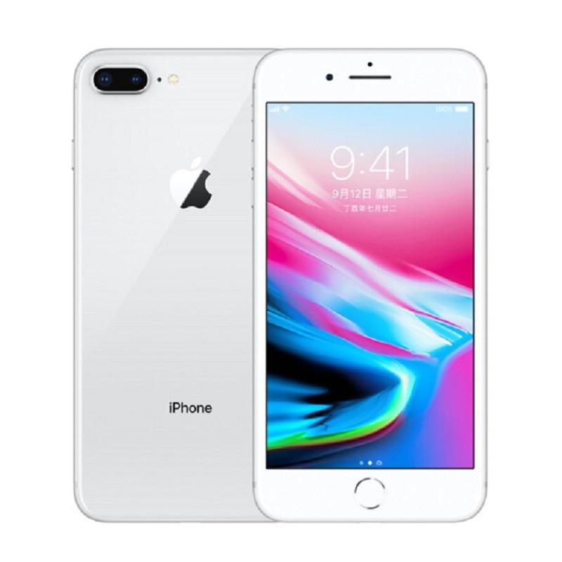 苹果 iPhone8 Plus 5.5英寸手机  银色
