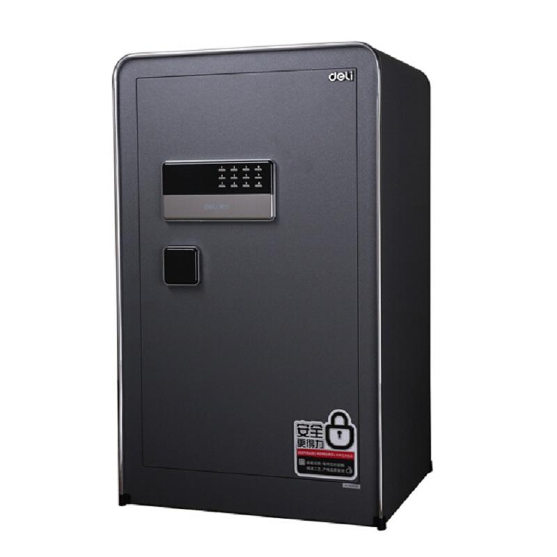 得力(deli)4060 安全报警设计 家用电?#29992;?#30721;保管箱