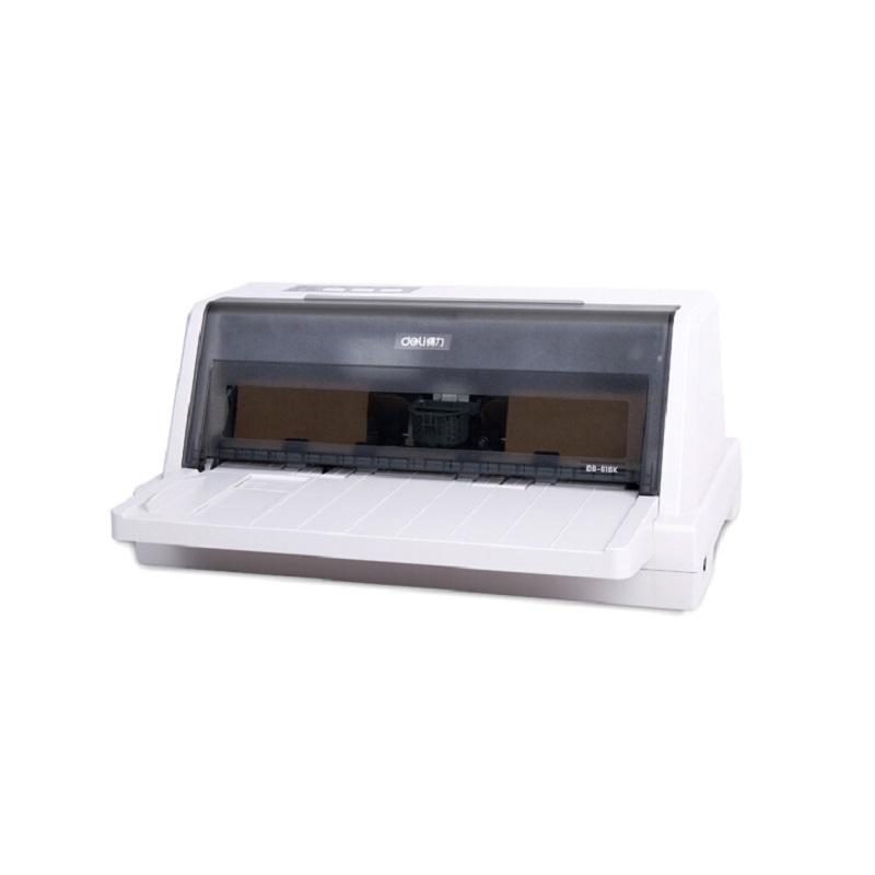 得力(deli)DL-610K 针式打印机 营改增税控发票打印机
