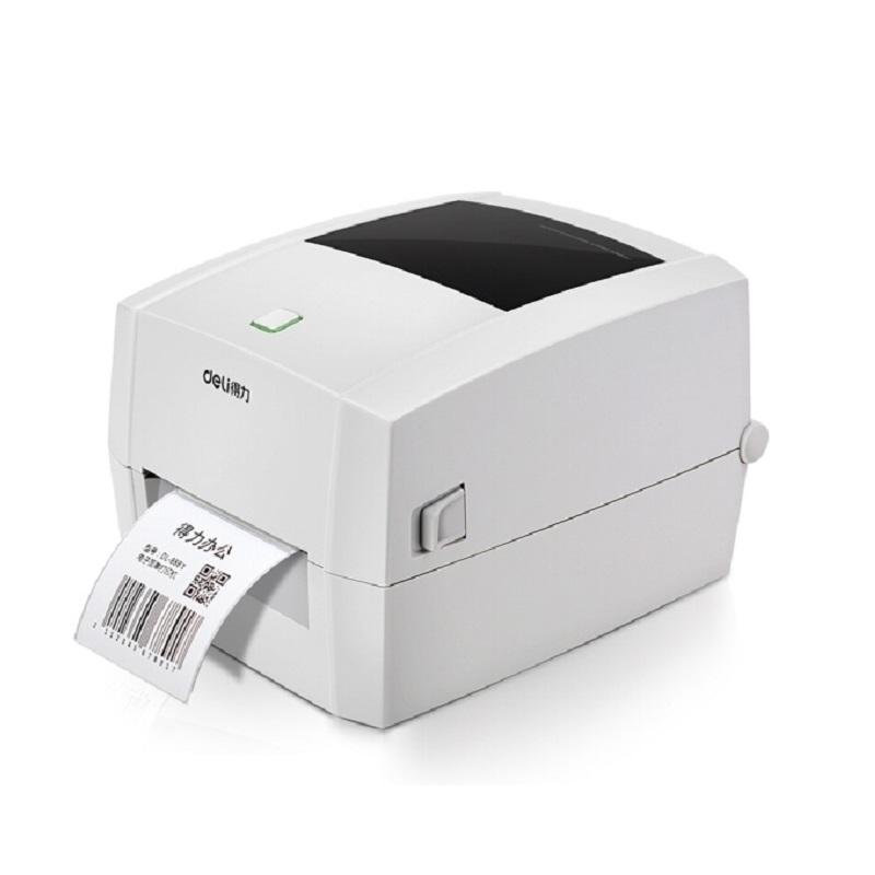 得力(deli) DL-888T 標簽打印機 電子面單小票條碼打印機