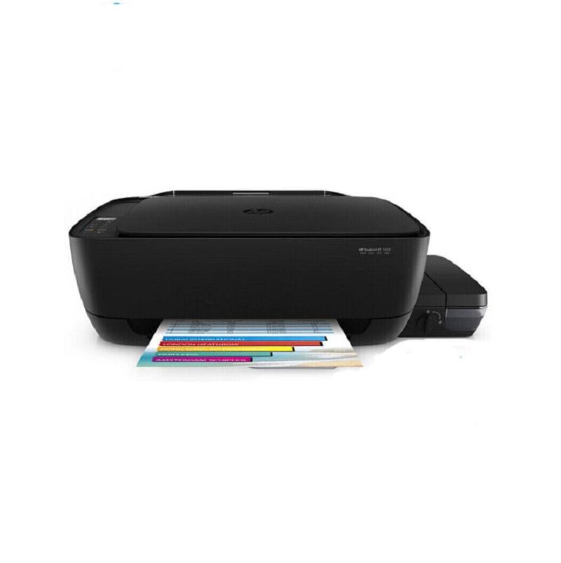 惠普(HP)GT5820彩色喷墨连供打印机 墨仓式照片打印机 打印一体机