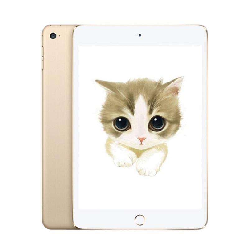 苹果(Apple)iPad mini 4 平板电脑(7.9英寸金色)