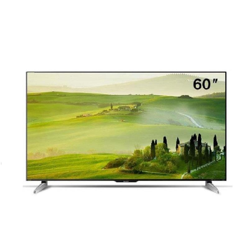 夏普 4K液晶彩色電視機 60英寸