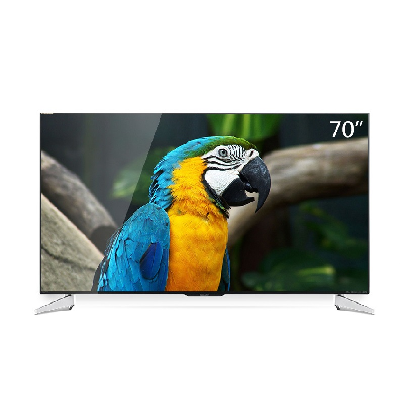 夏普 4K液晶彩色電視機 70英寸