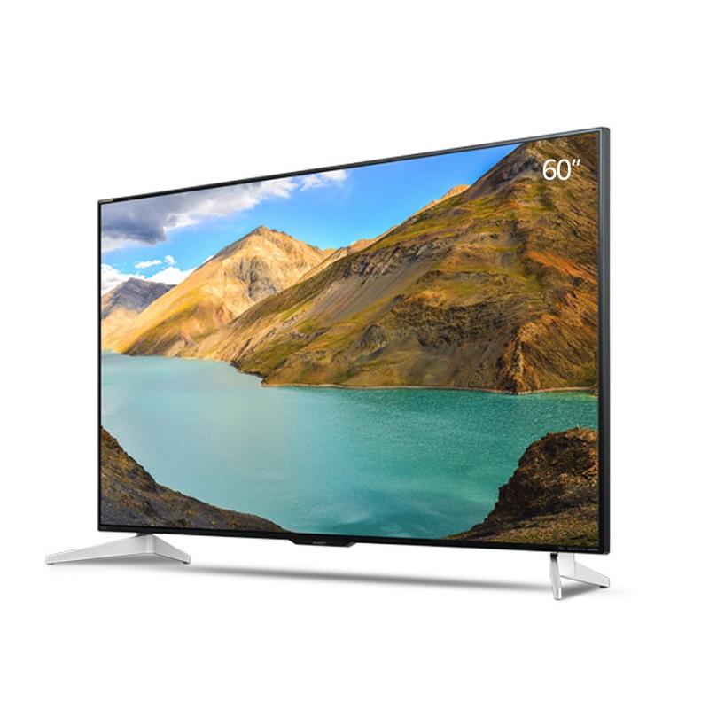 夏普 4K液晶彩色电视机 60英寸