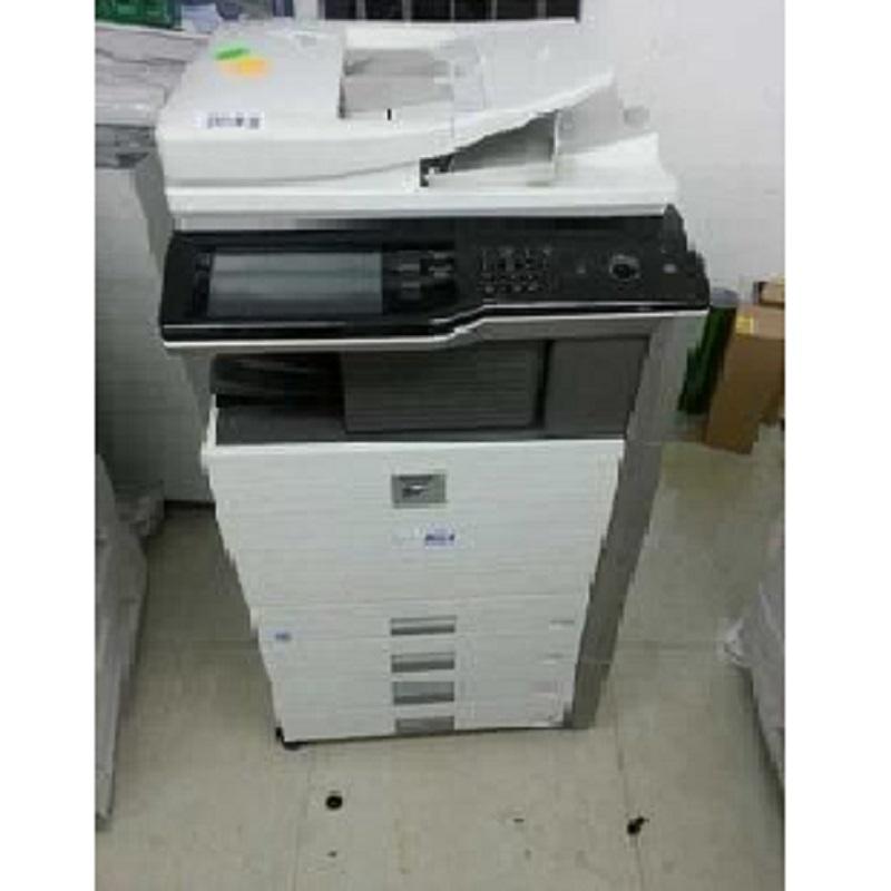 夏普  453  A3幅面黑白激光打印复印机 复合机
