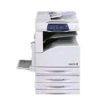 施乐  7435  A3幅面彩色打印复印机 复合机