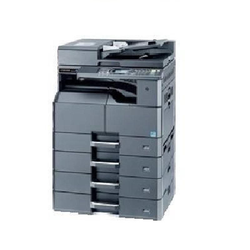 京瓷  2011  A3幅面黑白激光打印复印机 复合机