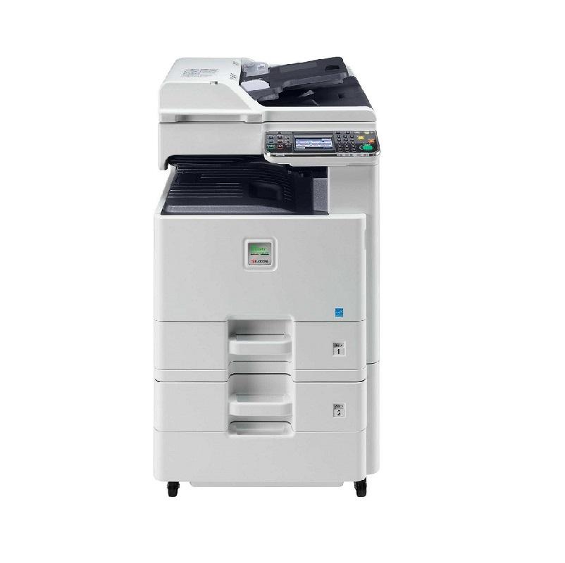 京瓷  6525  A3幅面黑白激光打印复印机 复合机