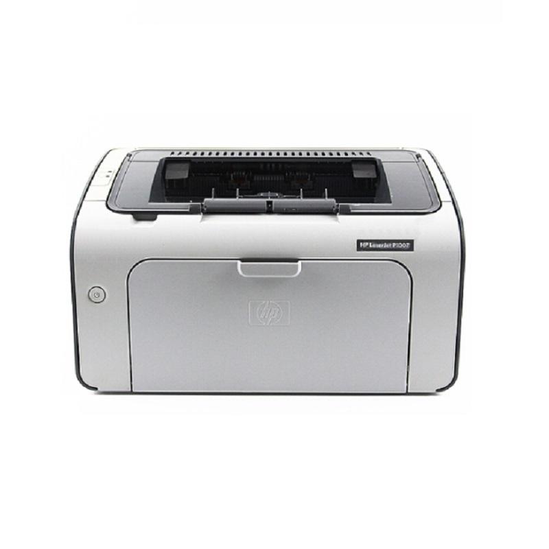 惠普(HP)LaserJet Pro P1007黑白激光打印机 小型办公家用打印机