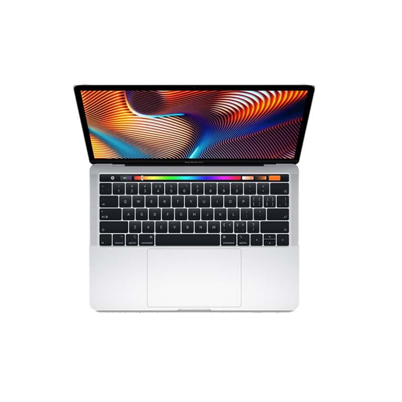 苹果(Apple)MacBook Pro 13.3英寸笔记本电脑 银色 2018新款 MR9V2CH/A--仅支持一次性支付12期租金