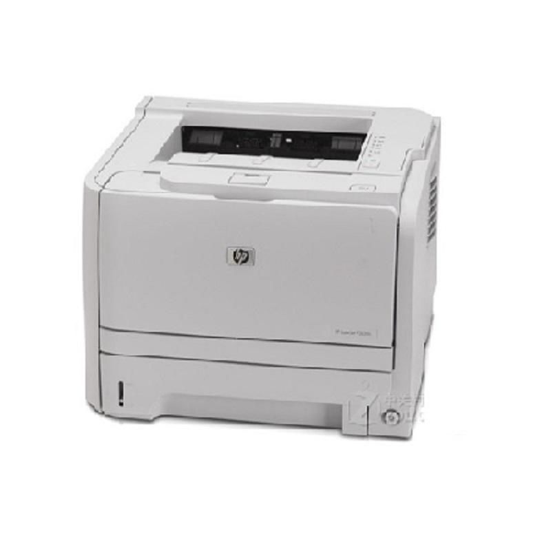 惠普 LaserJet P2035n 黑白激光打印机