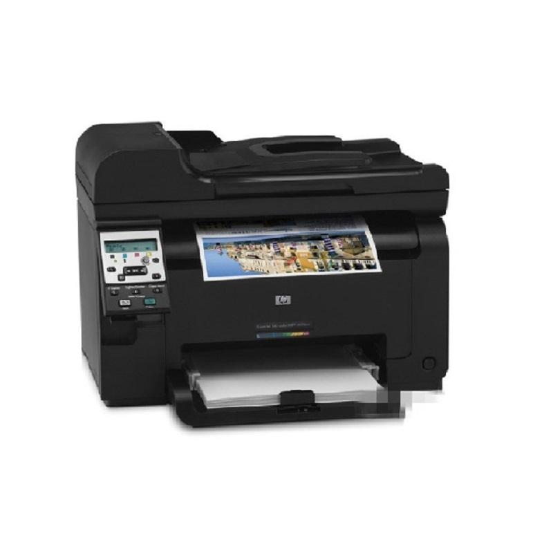 惠普 LaserJet Pro MFP CP175nw 彩色激光 打印/复印/扫描 打印一体机