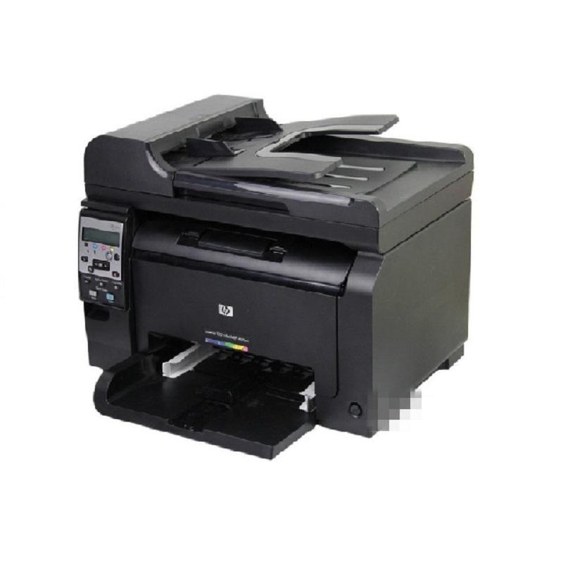 惠普 LaserJet Pro MFP CP175nw 彩色激光 打印/復印/掃描 打印一體機