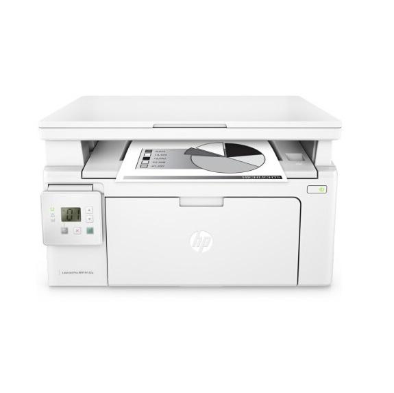 惠普LaserJet Pro MFP M132a 黑白激光 复印/打印/扫描 打印一体机