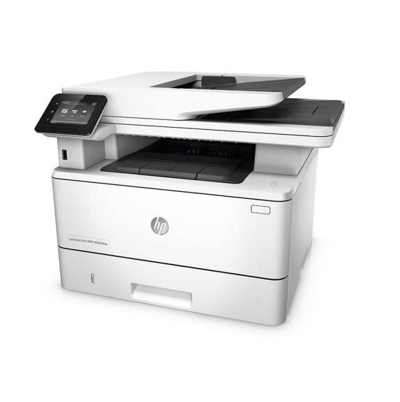 惠普LaserJet Pro MFP M427fdn 黑白激光 复印/打印/扫描/传真 打印一体机