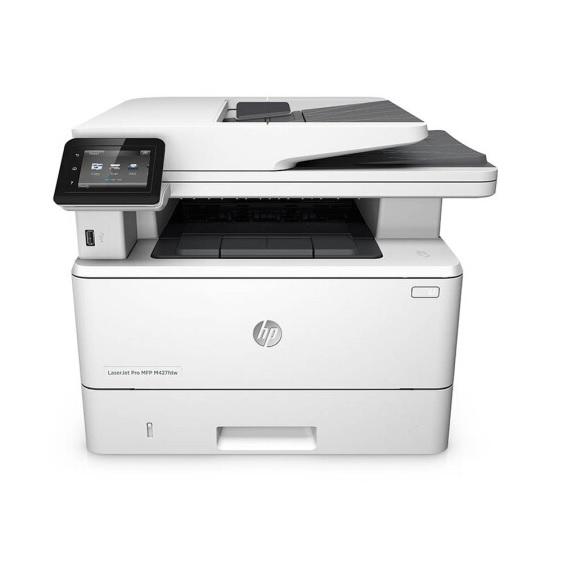 惠普LaserJet Pro MFP M427fdn 黑白激光 復印/打印/掃描/傳真 打印一體機