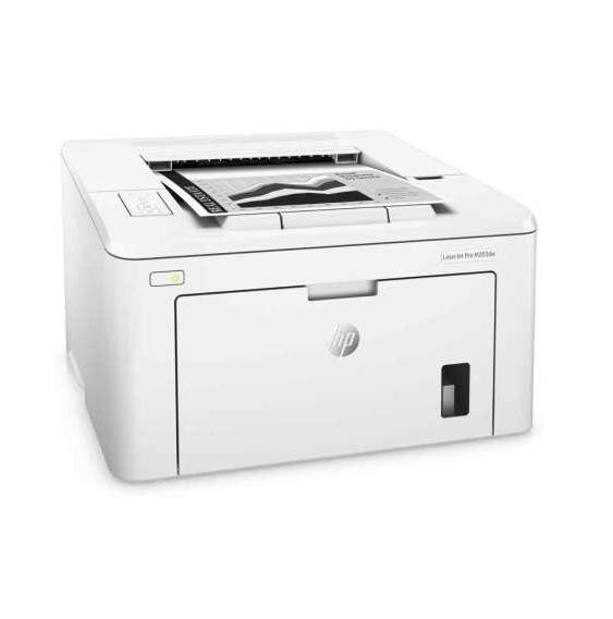 惠普 LaserJet Pro M203dw 黑白激光打印機