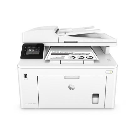 惠普LaserJet Pro MFP M227fdw 黑白激光 复印/打印/扫描/传真 打印一体机