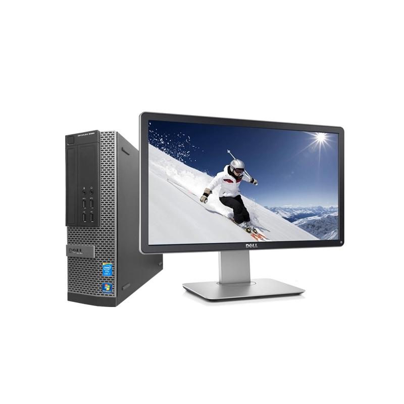 戴尔(Dell)OptiPlex 3020 行政/?#33041;?财务 日常办公适用 品牌台式电脑(19英寸)