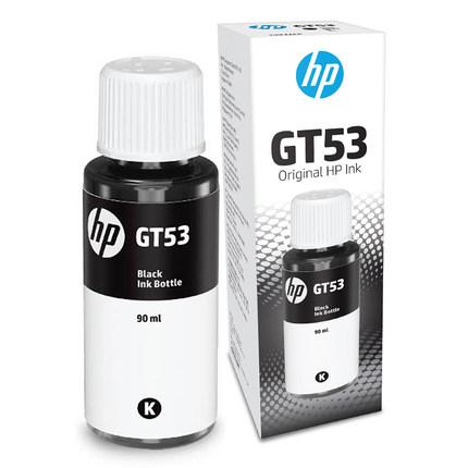 惠普(HP)Tank511 GT53 CTMY  黑色 90ml裝單瓶墨水耗材