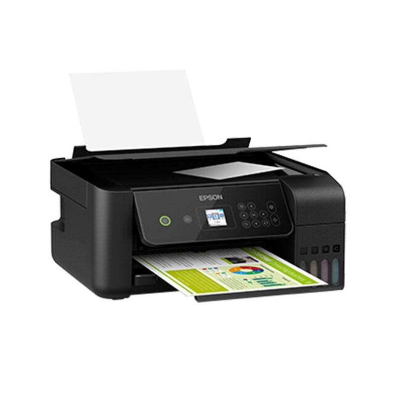 【遠程教學】愛普生(Epson)L3169 彩色噴墨 多功能無線打印機