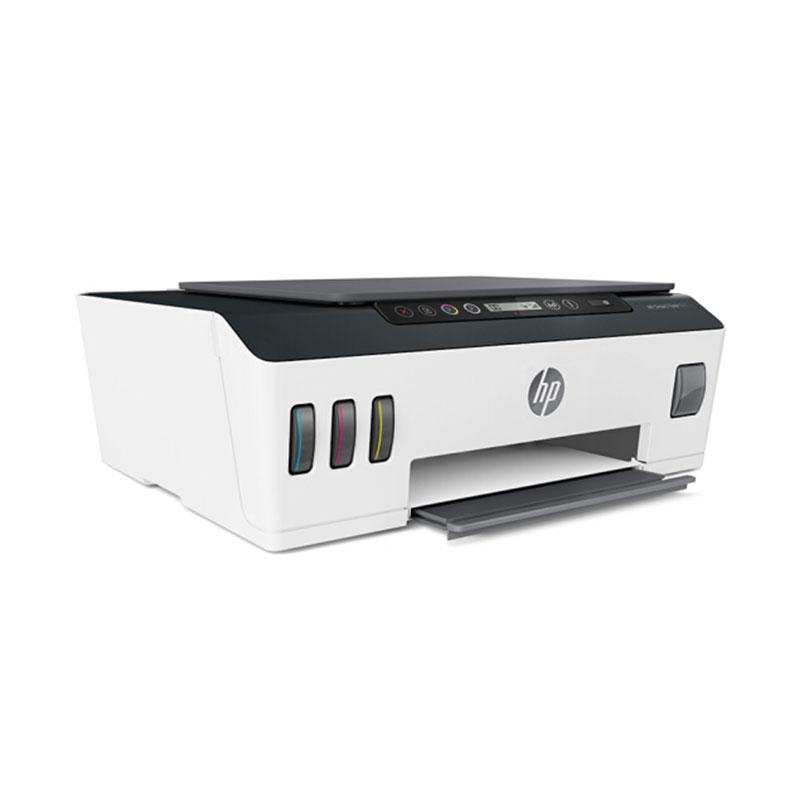 惠普(HP)Tank511 家庭打印/商用辦公 彩色噴墨連供 三合一打印機(免息特惠款)