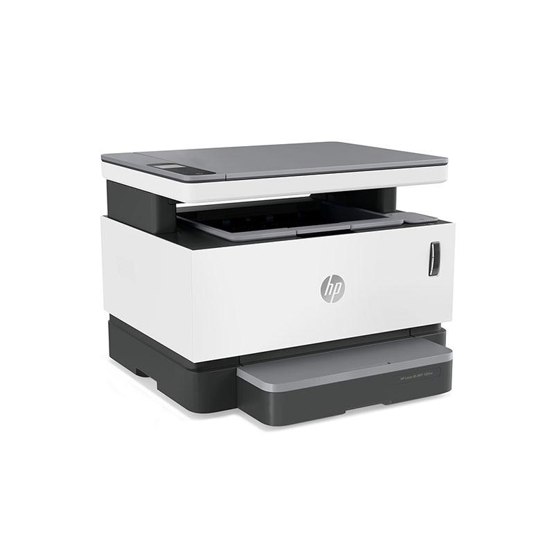 惠普(HP)NS1005W 小型商用办公适用 无线款创系列 三合一激光打印机+闪充粉盒耗材*2支
