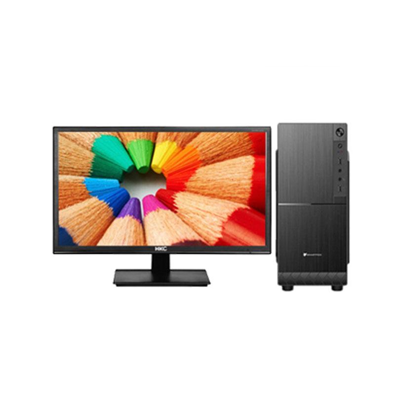 AMD系列 行政/文员/财务适用 日常办公 组装台式电脑(21.5英寸)