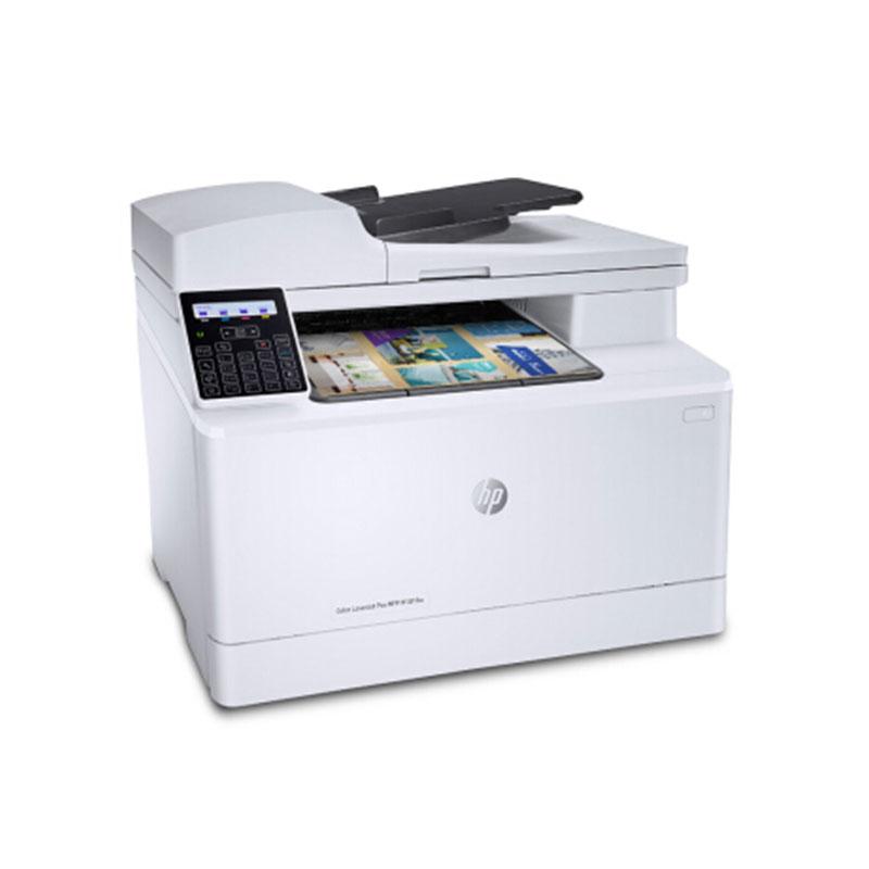 惠普(hp)M181fw 商用打印/小型SOHO适用 彩色激光 多功能无线 打印机