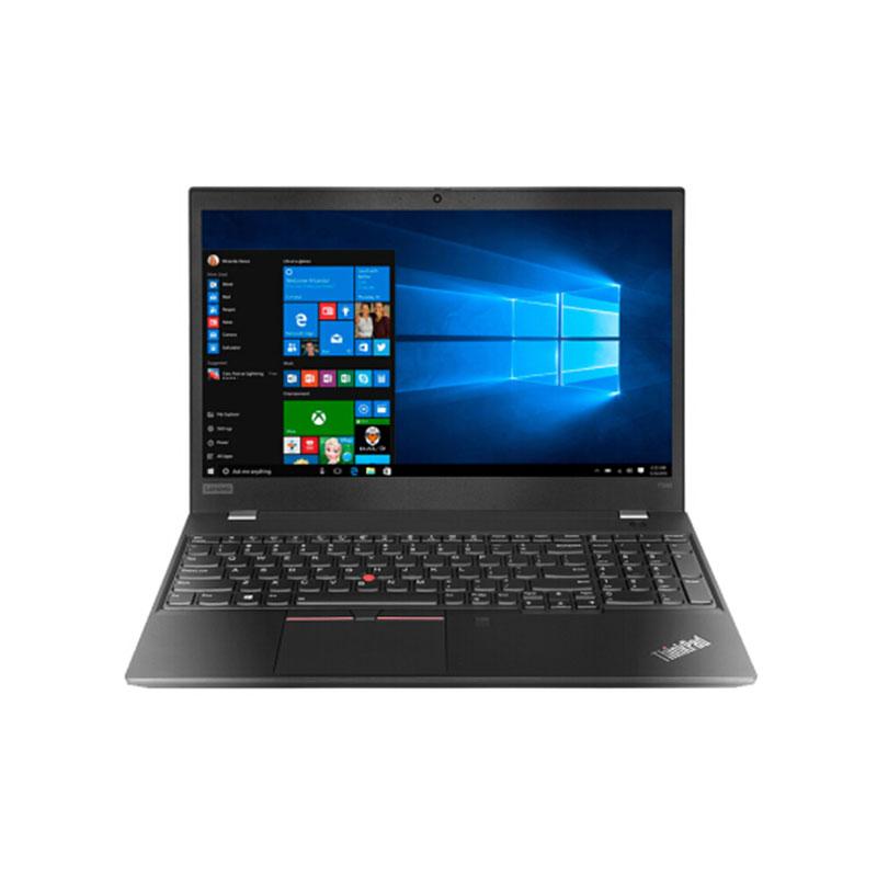 聯想ThinkPad T590 大數據開發/UI平面設計適用 商務辦公 輕薄筆記本(15.6英寸)