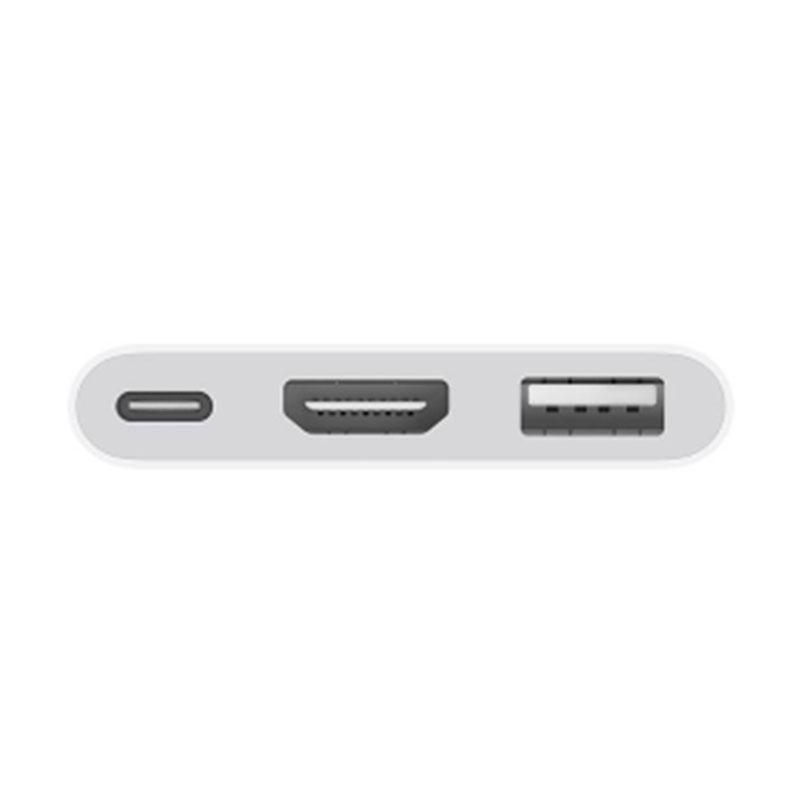 苹果周边 —数字影音多端口转换器 转接头USB-C