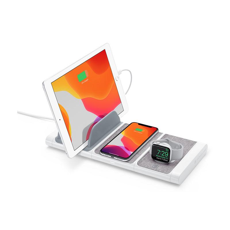 苹果周边 — Scosche BaseLynx 模块化充电系统套件