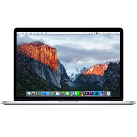 苹果MacBook Pro  ME864 行政/文员/财务适用 日常办公 笔记本(13.3英寸)