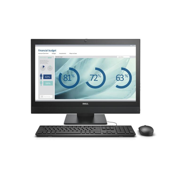 财务部文员_戴尔(Dell)Optiplex 5250 行政/文员/财务 日常办公适用 品牌一体机 ...